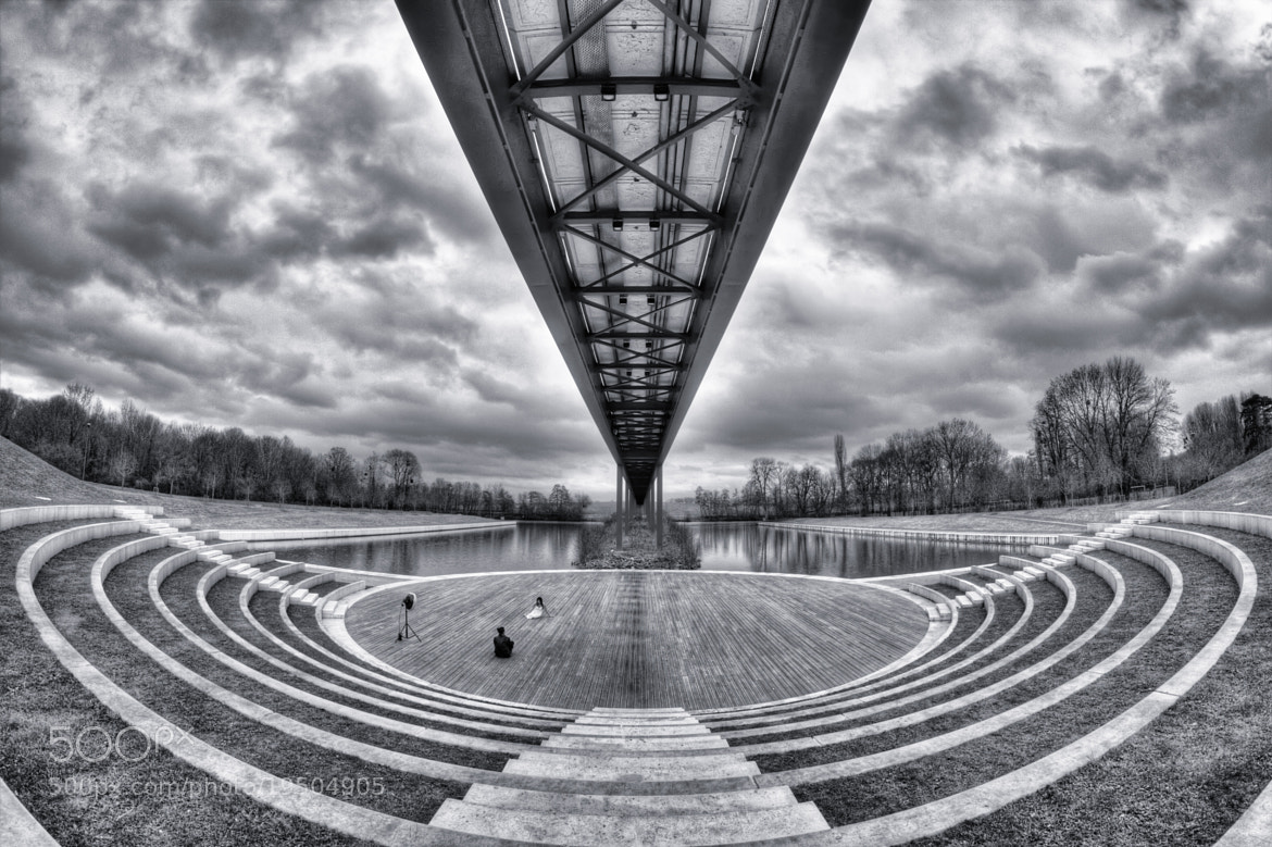 Photograph \ Shooting Under The Bridge / by Etienne Louis on 500px