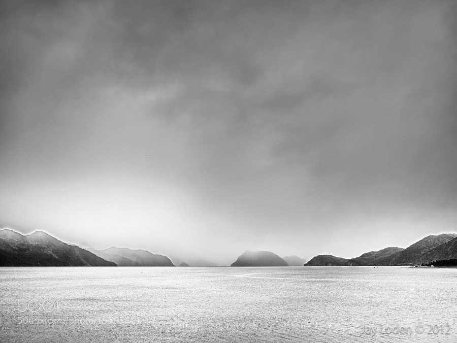 Resurrection Bay - Seward, AK