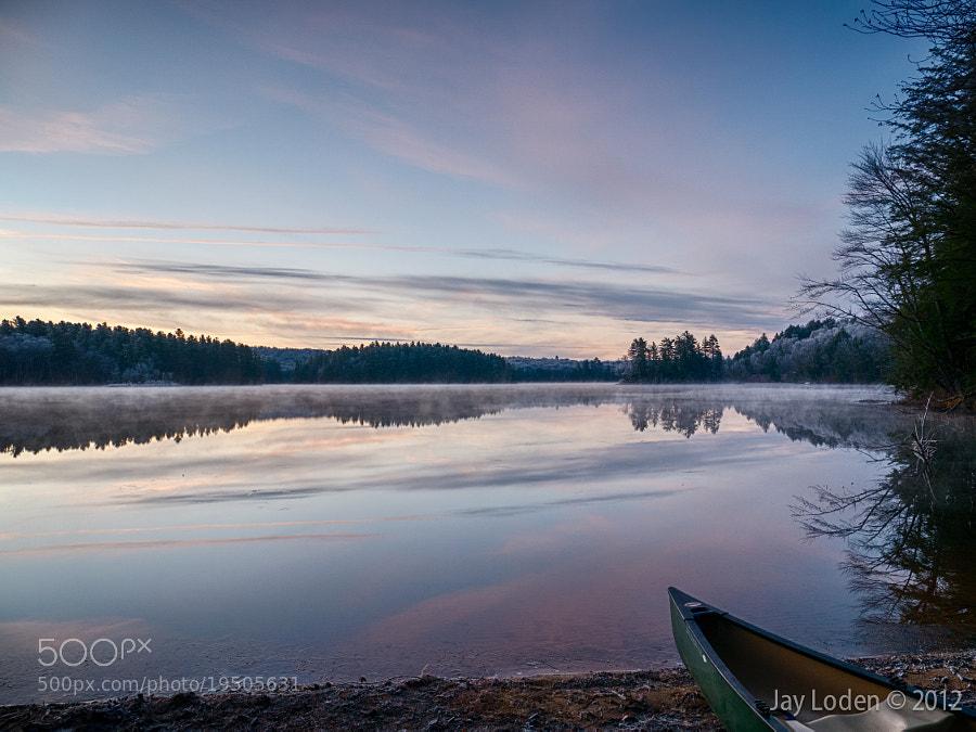Floodwood Pond - Saranac Lake, NY