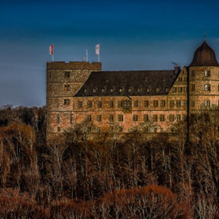 Wewelsburg / Dreiecksburg