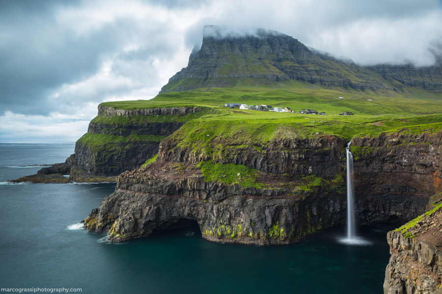 Living on the edge by Marco Grassi on 500px.com
