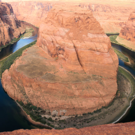 Horseshoe Bend Page Arizona, Canon EOS 400D DIGITAL, Sigma 18-50mm f/3.5-5.6 DC