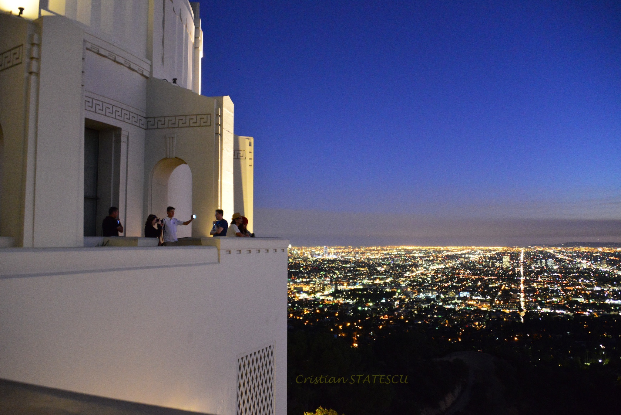 Photograph Los Angeles sunset  by Cristian Statescu on 500px