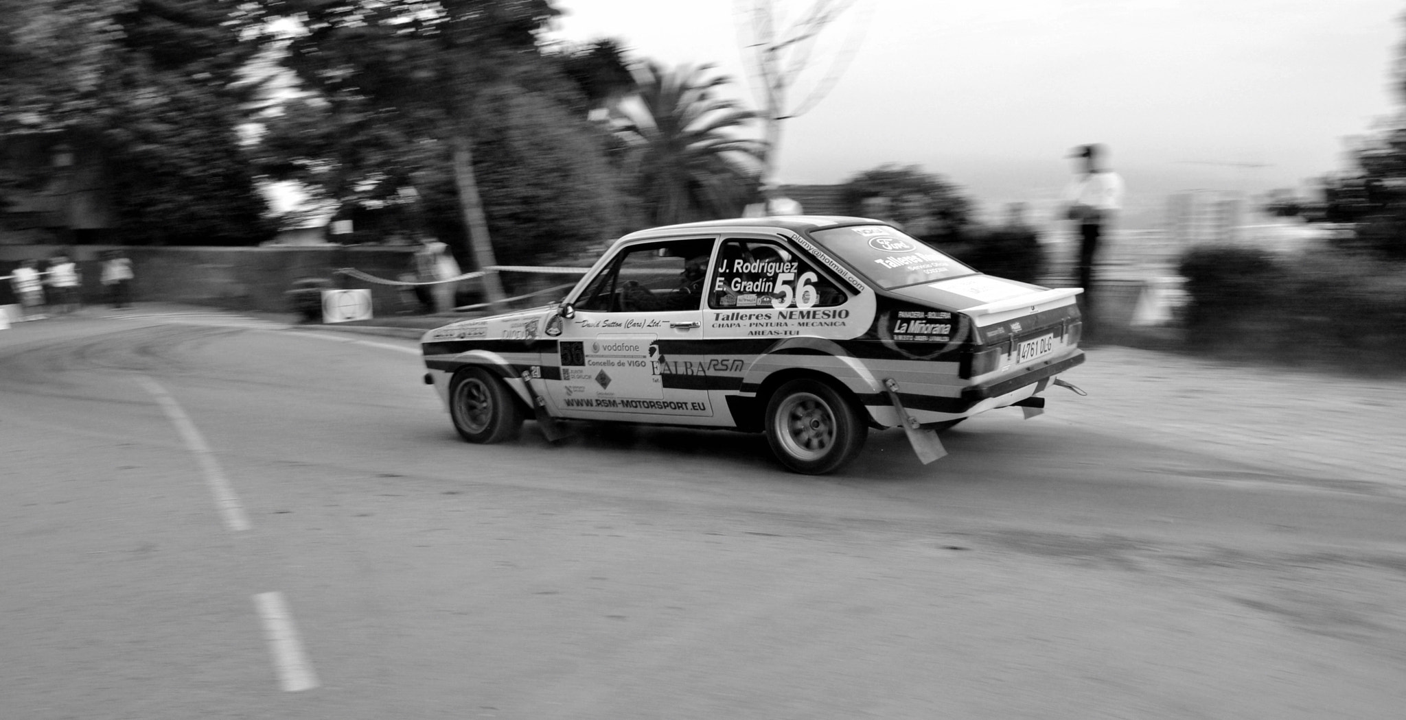 Photograph Rias Baixas '12 Ford Escort by adridecastro on 500px