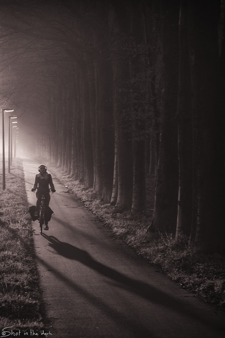 Photograph Cycling home by Peter Bijsterveld on 500px