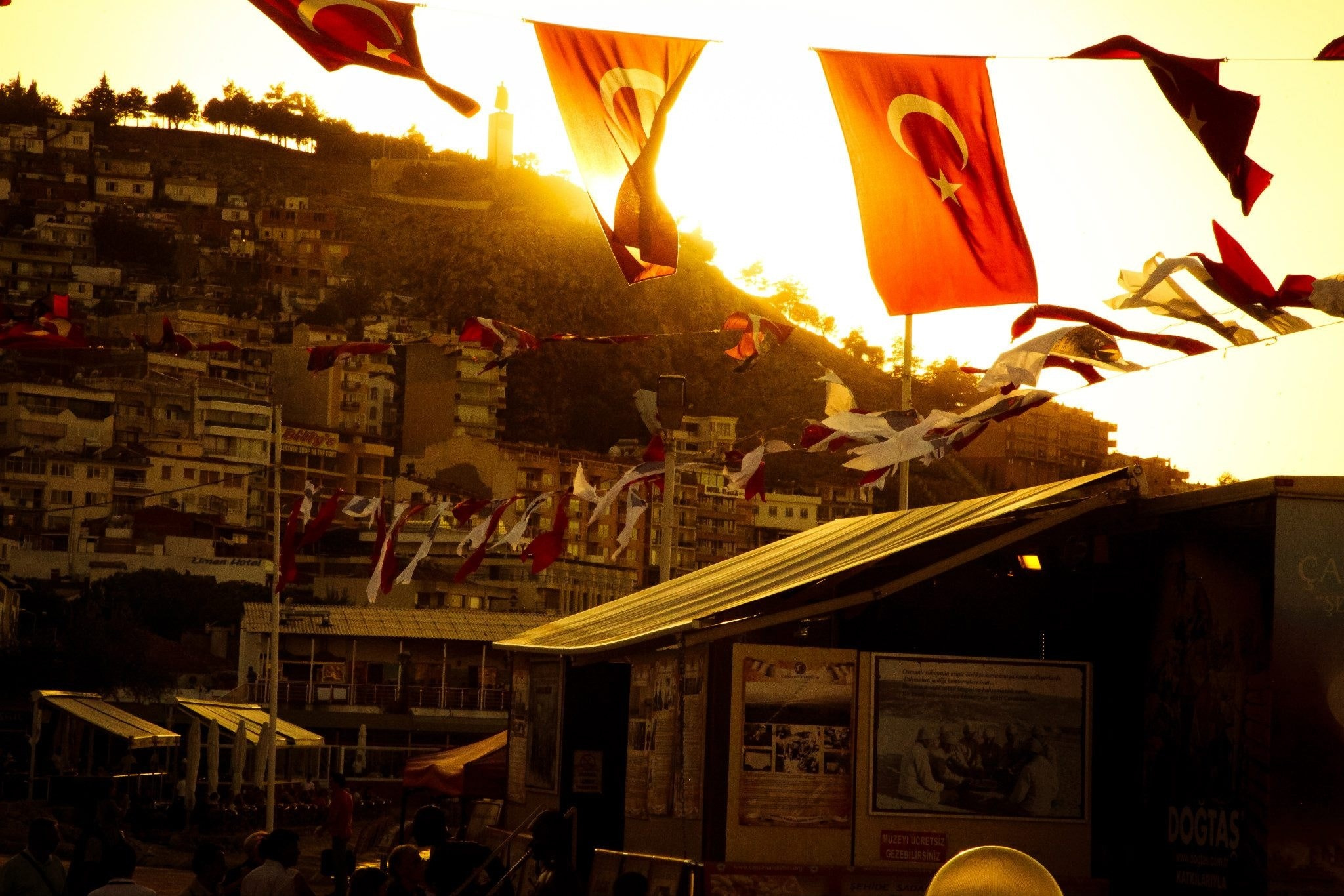 Photograph Turkish Flags by Sheldon Steere on 500px