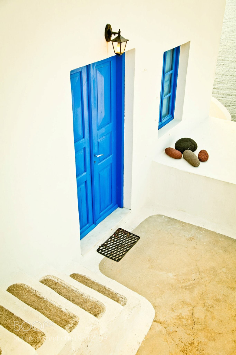 Photograph Greek Home by Sheldon Steere on 500px