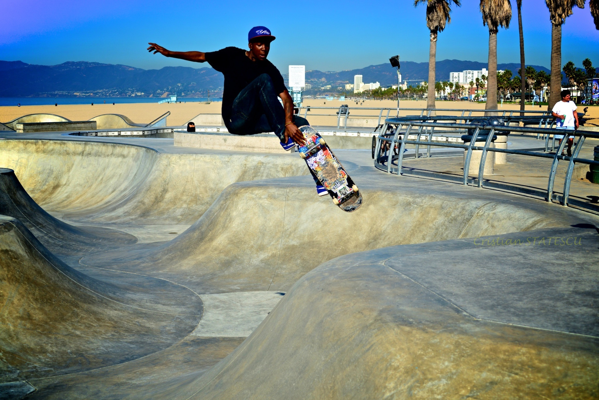 Photograph Action on Venice Beach by Cristian Statescu on 500px