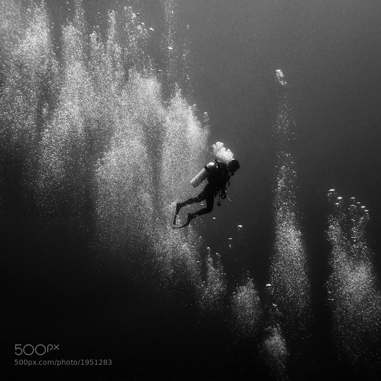 Photograph Descend  by Hengki Koentjoro on 500px