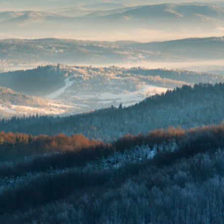 Bieszczady Mountains, Pentax K10D, smc PENTAX-F 70-210mm F4-5.6