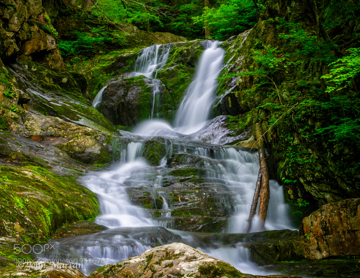 Photograph Sanderson Brook Falls by John Marran on 500px