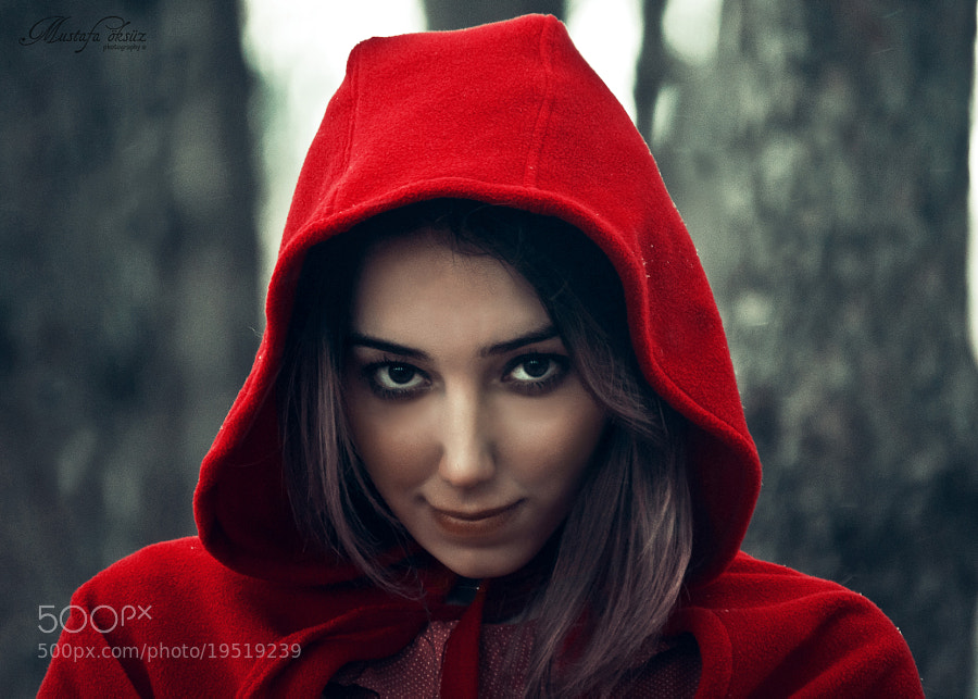 Little Red Riding Hood by Mustafa Öksüz (mustafaoksuz27)) on 500px.com