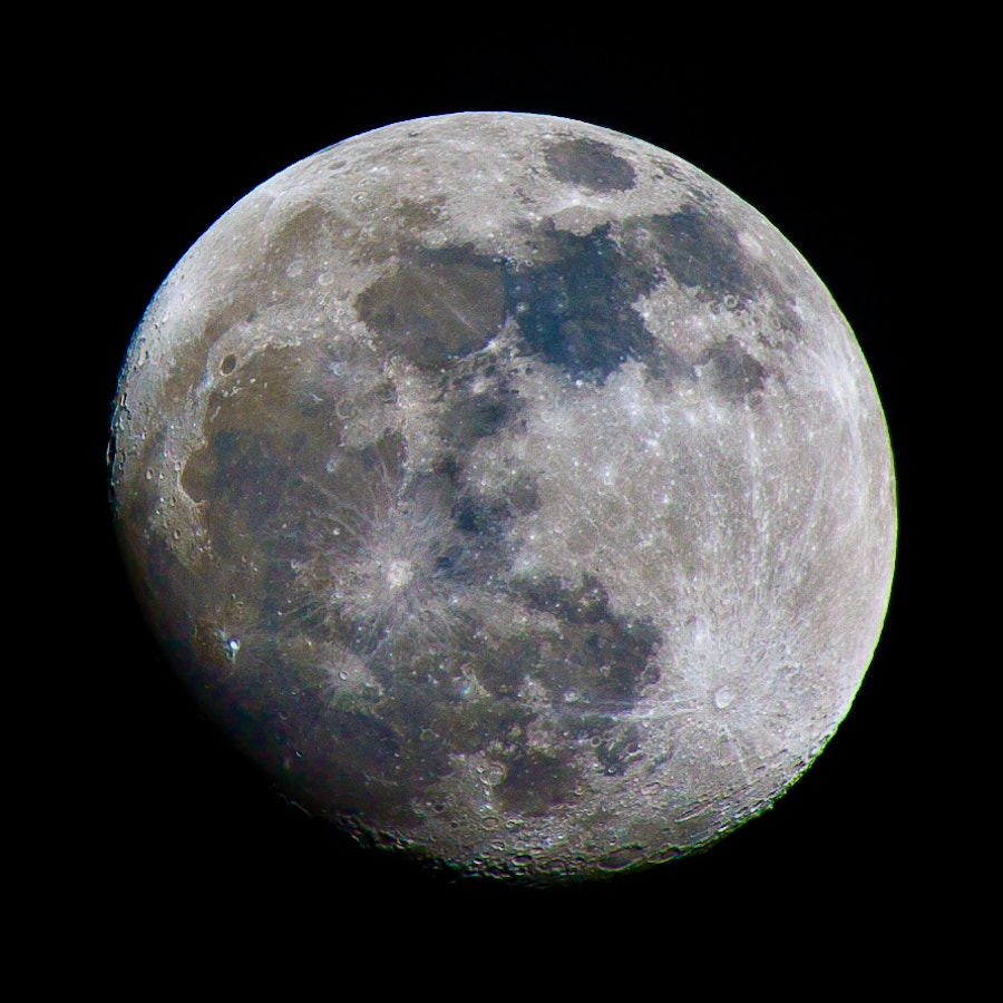 Photograph .: Gibbous in Color :. by Jon Rista on 500px