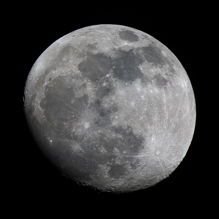 Photograph .: Gibbous :. by Jon Rista on 500px