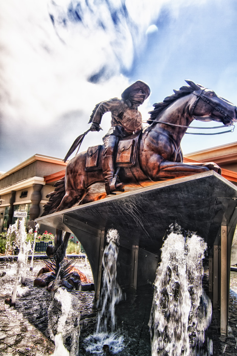Photograph Reno Statues by David Edenfield on 500px