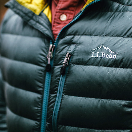 Down Jacket, Canon EOS 80D, Canon EF 35mm f/1.4L