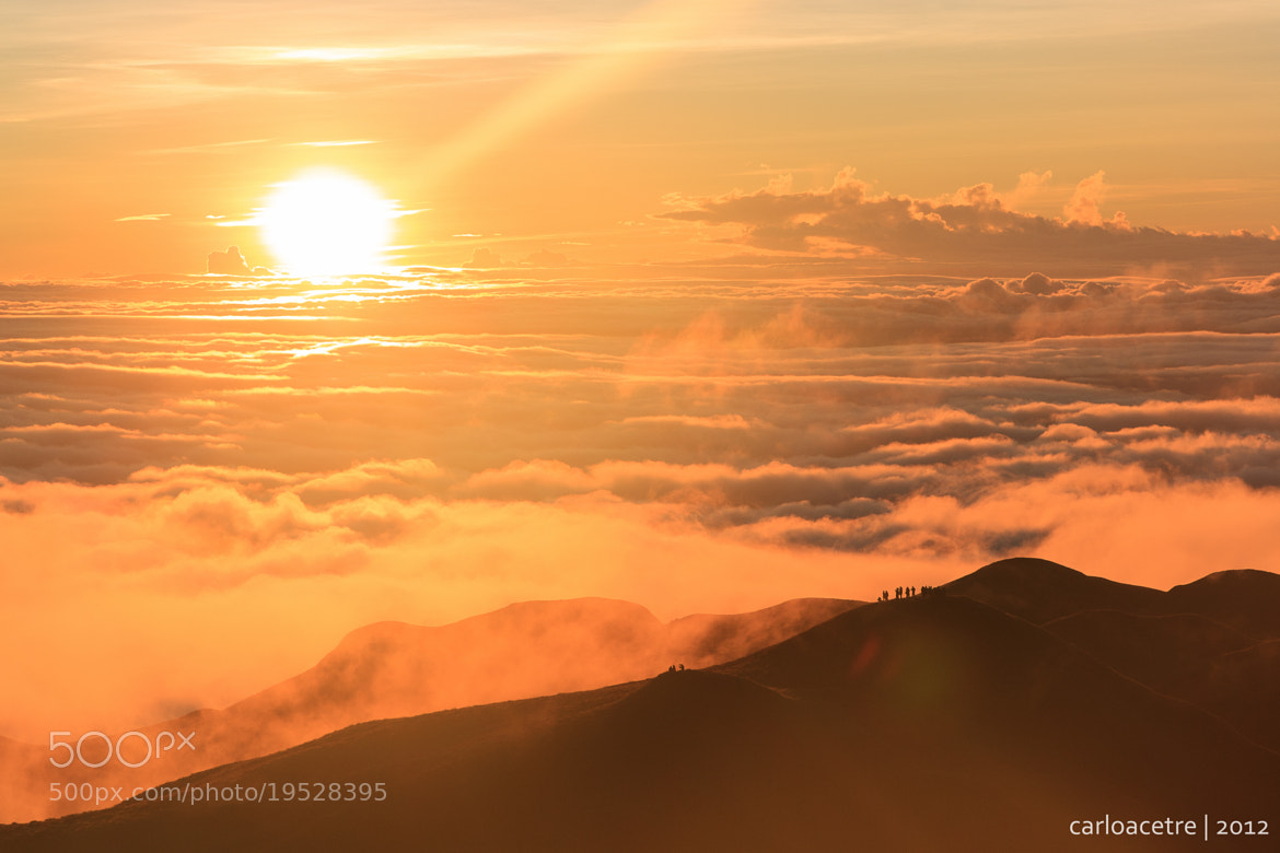 Photograph Watching the Sunrise by Carlo Acetre on 500px