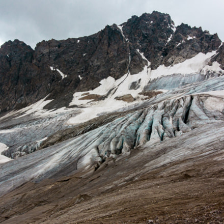 Glaciers are retreating .., Nikon 1 AW1, 1 NIKKOR AW 11-27.5mm f/3.5-5.6