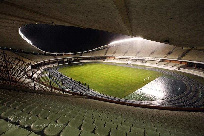 Photograph Estádio Olímpico do Pará (Mangueirão) by Márcio Jorge on 500px