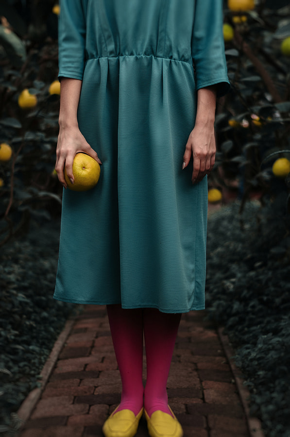 NEW ADAM'S APPLE (II) by Inna Mosina on 500px.com