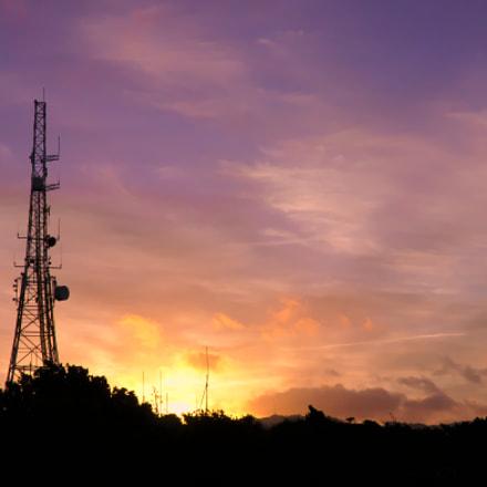 Mt Victoria Sunset
