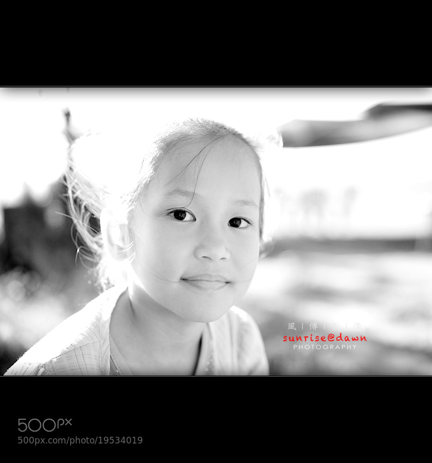 Photograph Innocence 純真 by SUNRISE@DAWN photography 風傳影像 on 500px