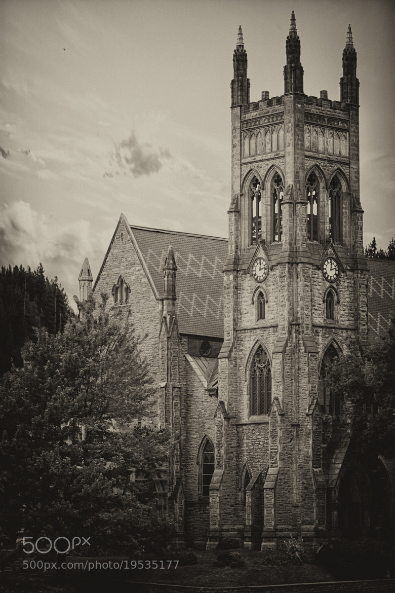 Photograph Gothic by Bruce Clement on 500px