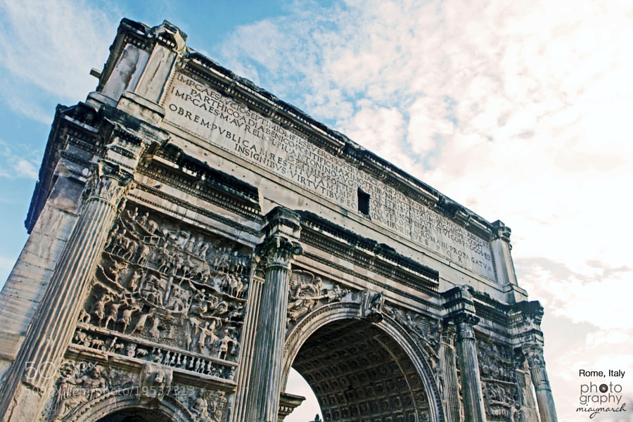 Rome by miaymarch _amatteroftaste (miaymarch)) on 500px.com