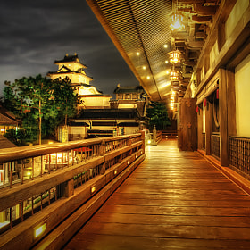 Japan Pavilion - Epcot by Marc Perrella (marcperrella)) on 500px.com