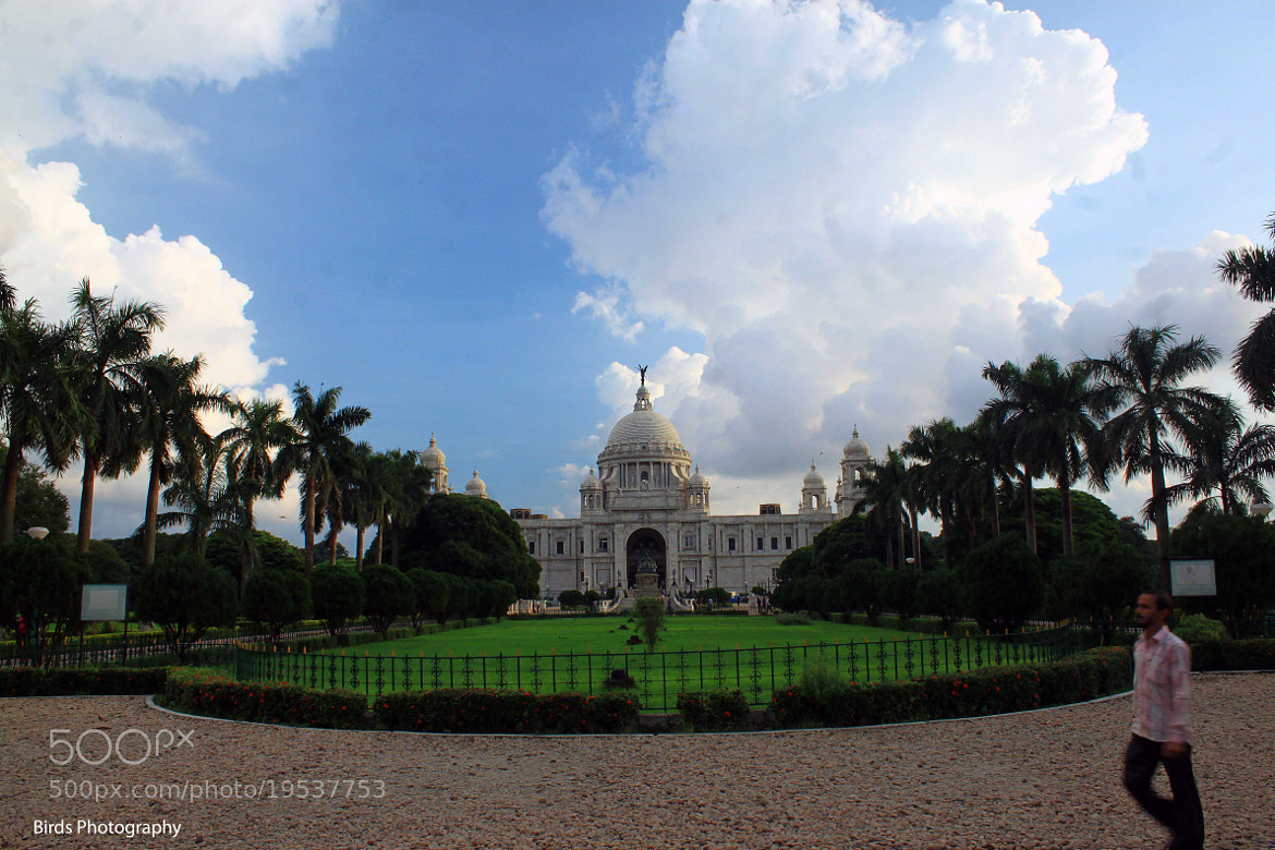 Photograph Victoria Memorial  by Mahmud Amin on 500px