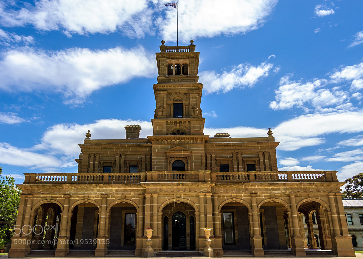 Photograph werribee historic mansion by i500 ... on 500px