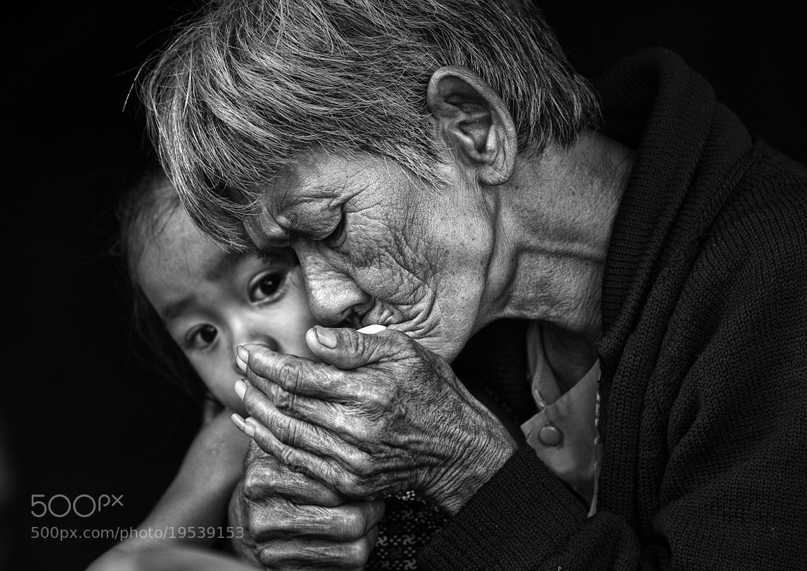 Photograph Grandma by La Mo on 500px