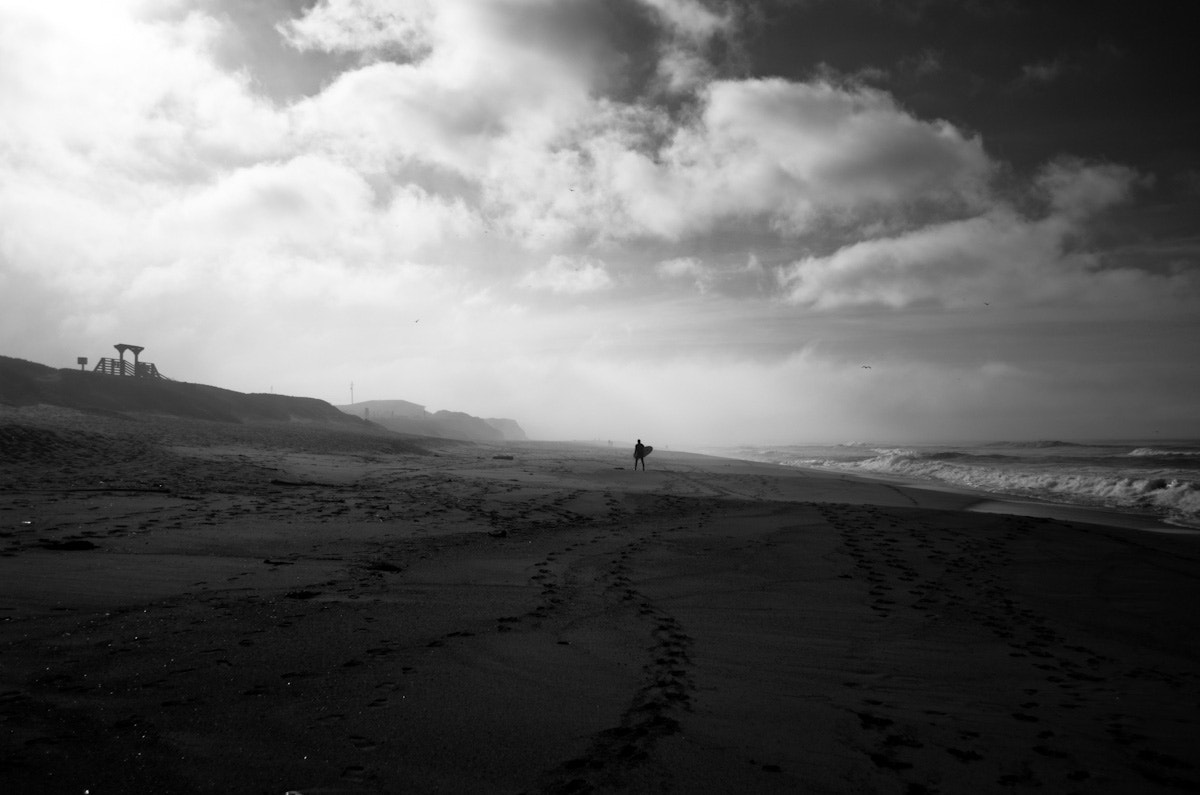 Photograph Half Moon Bay, 2010 by Juan Buhler on 500px