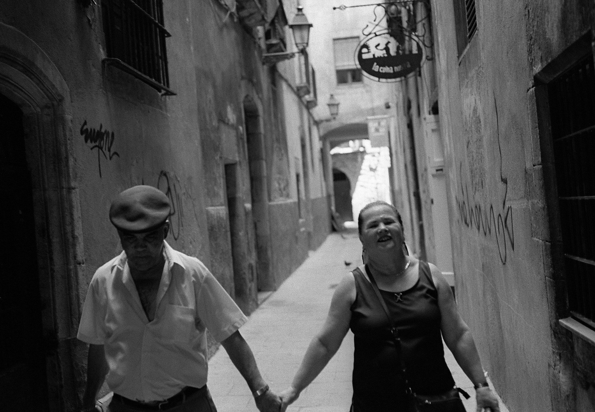 Photograph Barcelona, 2003 by Juan Buhler on 500px