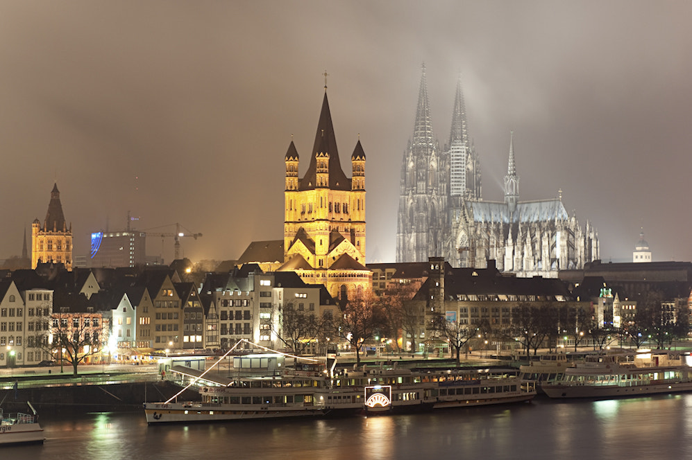 Photograph Köln Altstadt by Allard Schager on 500px