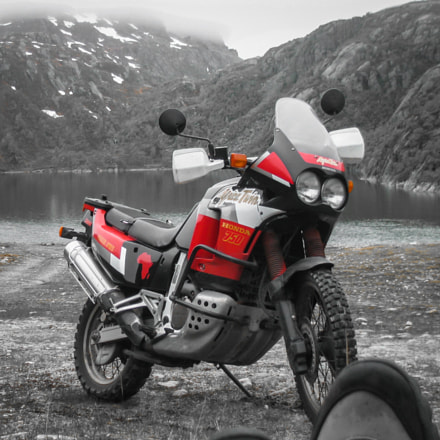Africa Twin, Canon DIGITAL IXUS 50
