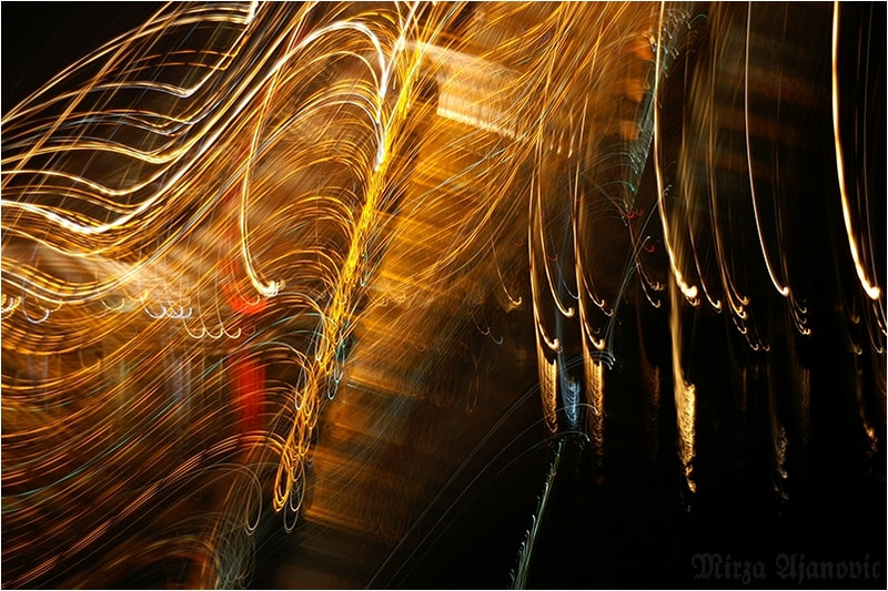 Photograph Painting MUSIC with Light 2 by Mirza Ajanovic on 500px