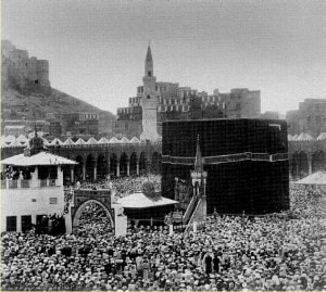 Photograph makkah in the past by sam  on 500px