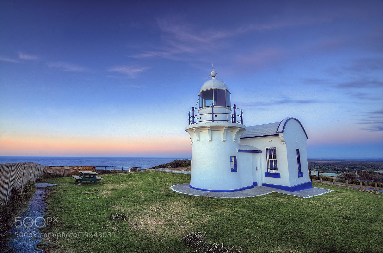 Photograph Crowdy Head Lighthouse. by Warren Patten on 500px