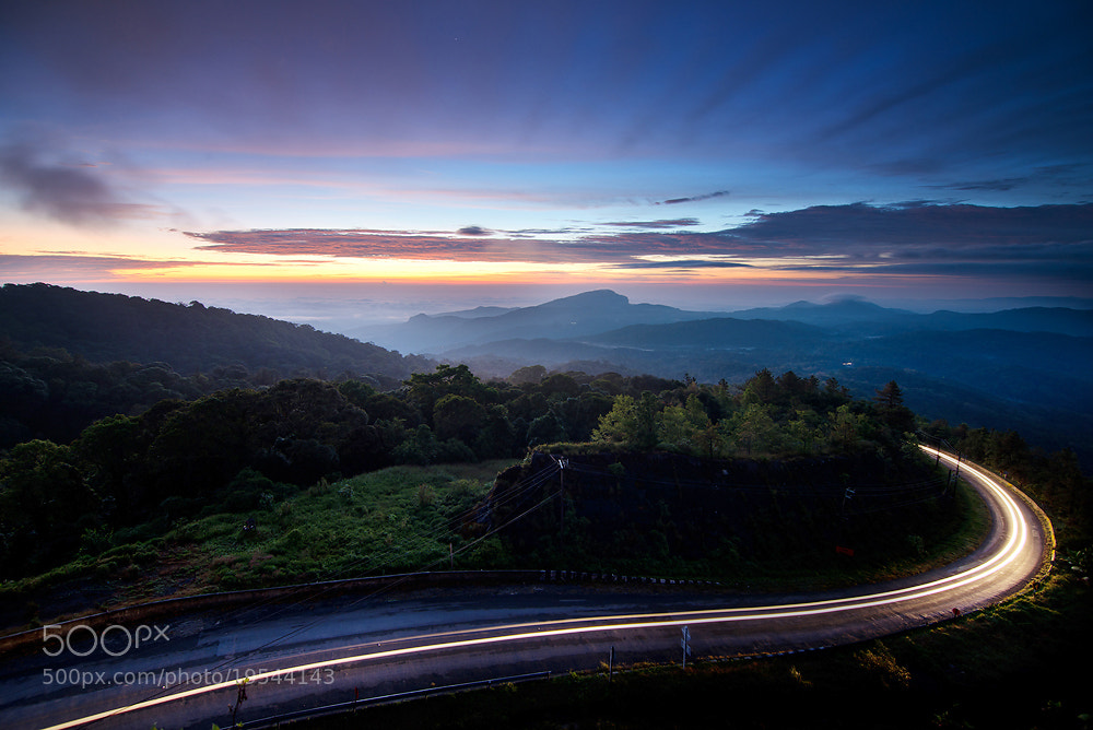 Photograph Sawasdee doi inthanon  by Nutthavood Punpeng on 500px