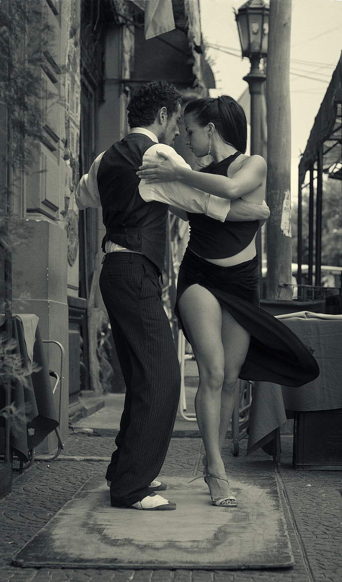 Photograph Tango by Maria Churkina on 500px