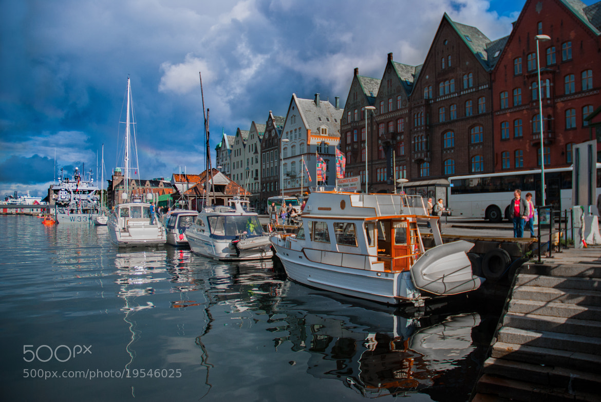 Photograph Bergen, Norway by César Asensio Marco on 500px