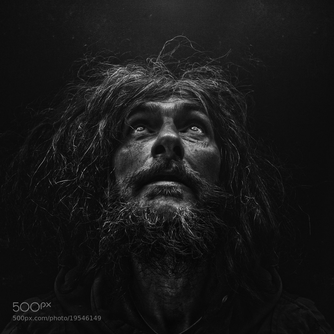 Photograph Thomas by Lee Jeffries on 500px
