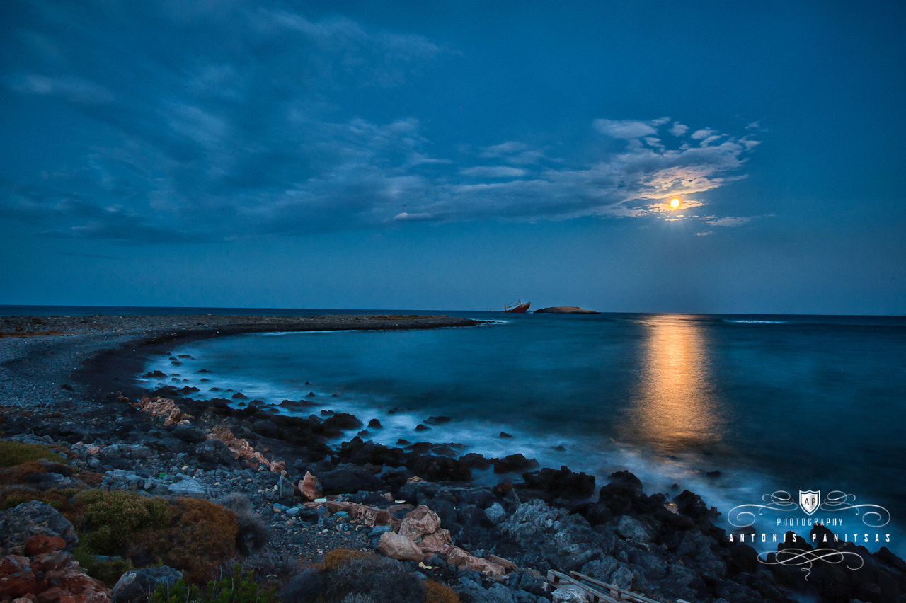Photograph Full Moon by Antonis Panitsas on 500px