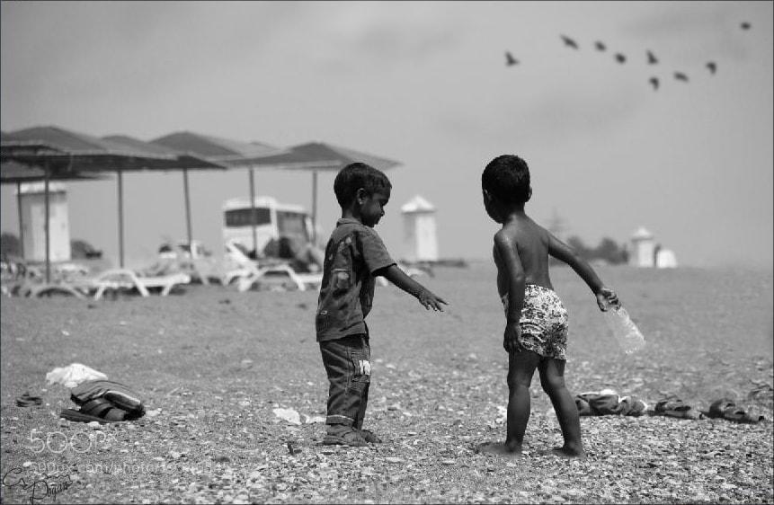 Photograph The city of lost children by Çağlar  Doğan on 500px