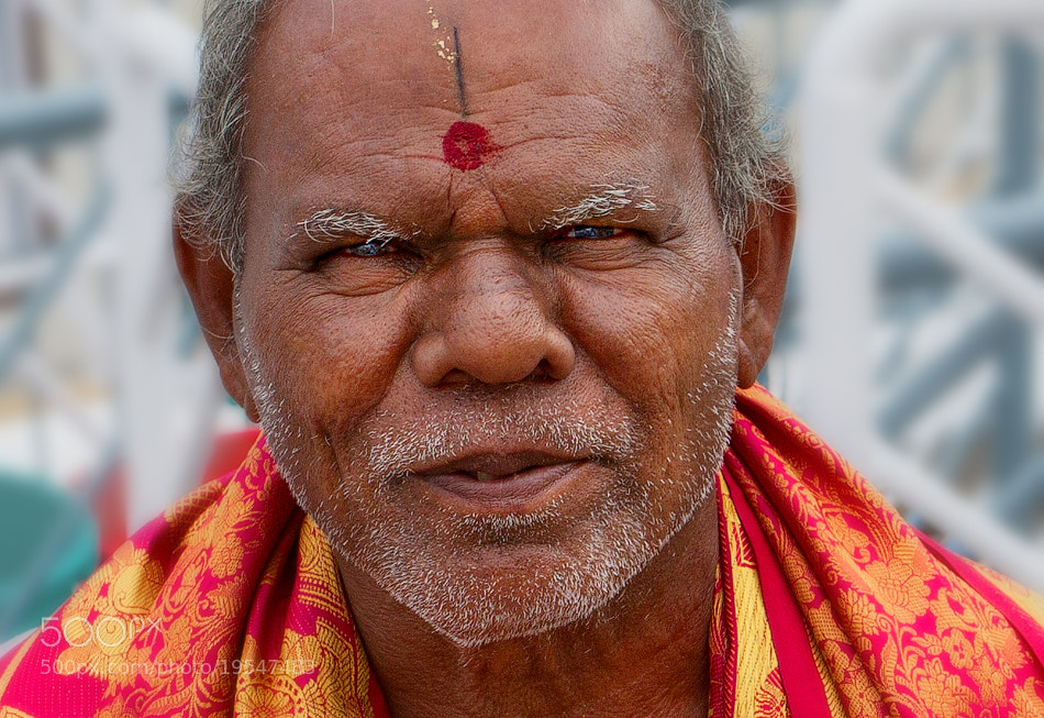 Photograph Portrait Of Brahman by Jenya Sayfutdinov on 500px