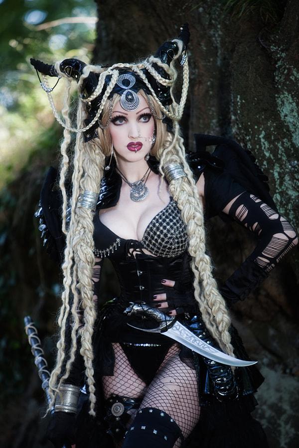 Dark Nell - Gothic Fantasy 4