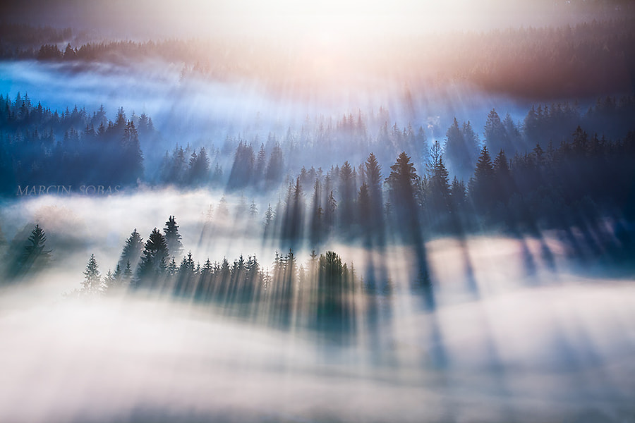 Magic awakening by Marcin Sobas