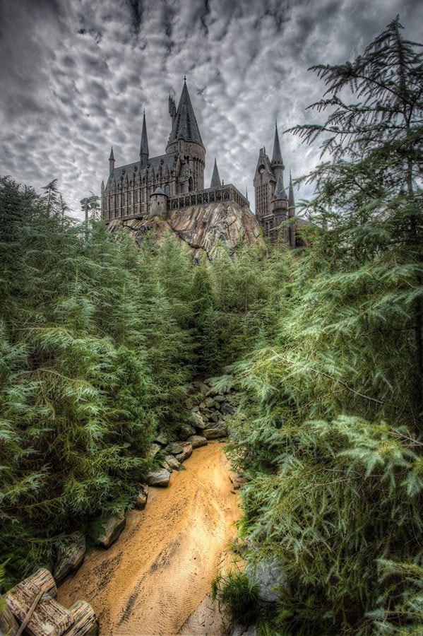 Photograph The Castle II. by Tim Pursall on 500px