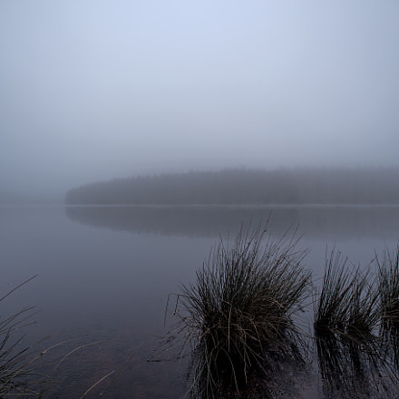 Howden in the Fog, Canon EOS 6D
